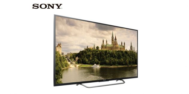 "Android TV SONY BRAVIA 49"" 4K HDR"