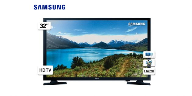 "LED TV SAMSUNG 32"" HD"