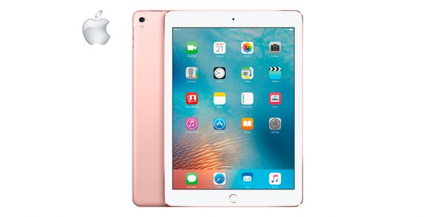 Apple iPad Pro 9.7 128GB wifi rosado