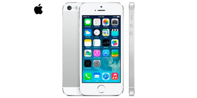 Iphone 5S de 32 GB Preowned
