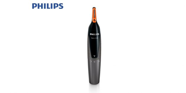 Recortador de detalles Nose Trimmer Philips