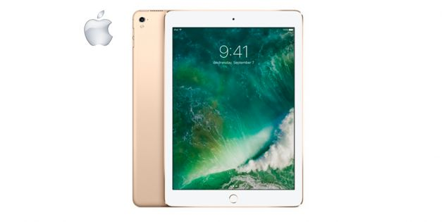 Apple iPad Pro 9.7 128GB wifi dorado