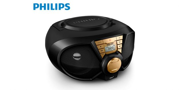 Reproductor philips portátil PX3115G