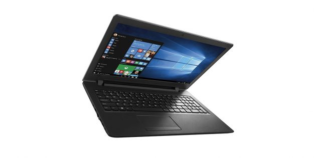 Notebook Lenovo Dual Core 110-15IBR
