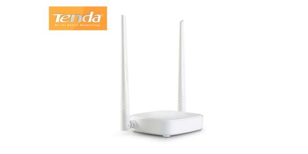 Router Wireless N Tenda - Doble antena