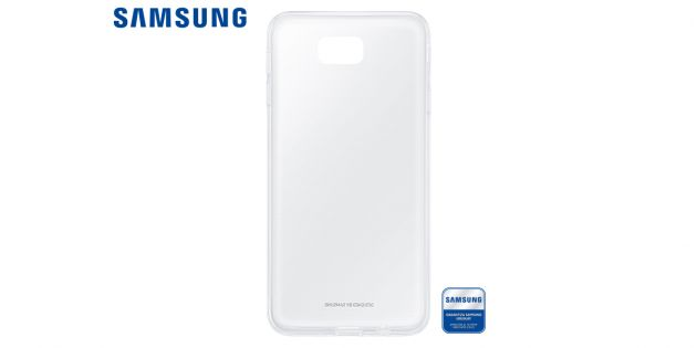 Clear Cover J7 Prime