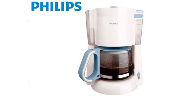 Cafetera Philips 1.3 L