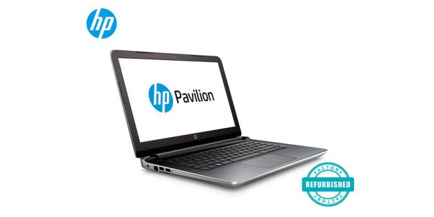 Notebook HP Core i3 2.2Ghz 14-AB166us