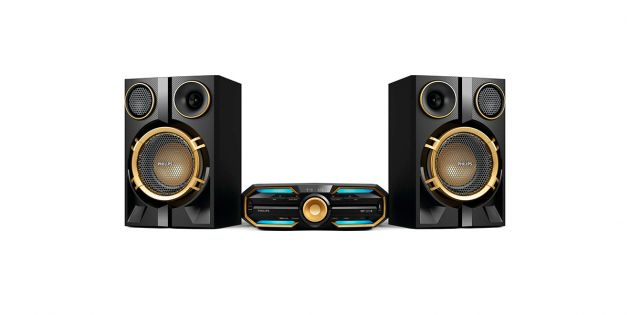 Centro musical philips FX 50