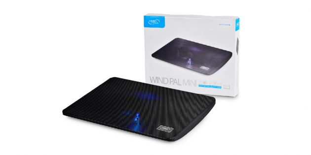 Bandeja para notebook Deepcool Wind Pal Mini