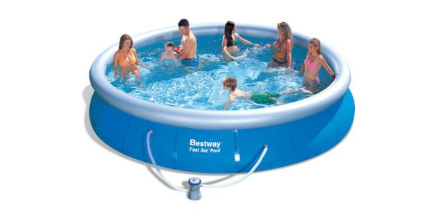 Piscina inflable Bestway 10179 lts.