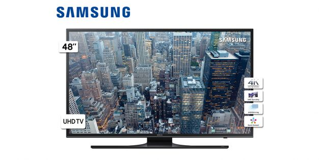 SMART TV Samsung 48 UHD 4K