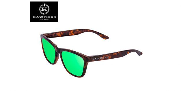 Gafas de Sol HAWKERS  Carey Emerald One
