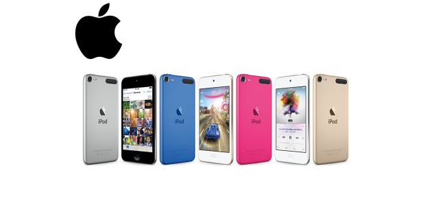 Ipod Touch 16 GB 6TH Generacion Apple