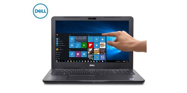 Notebook DELL Core i7 15.6 Touch Factory Ref.