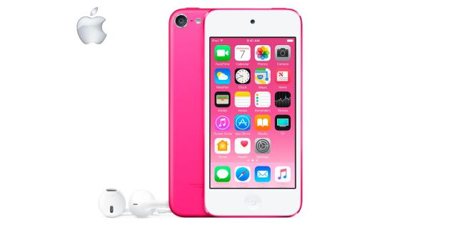 Apple ipod touch 16 GB