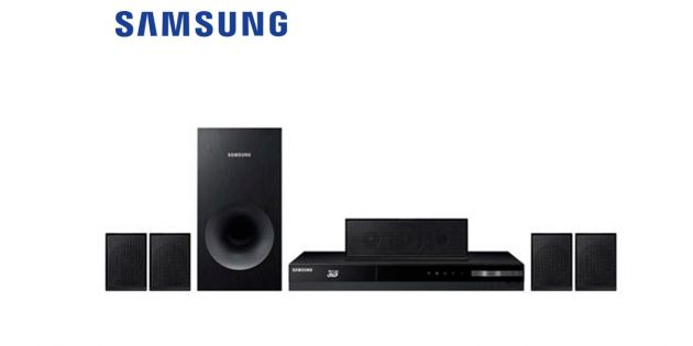 Home Theater Smart Samsung