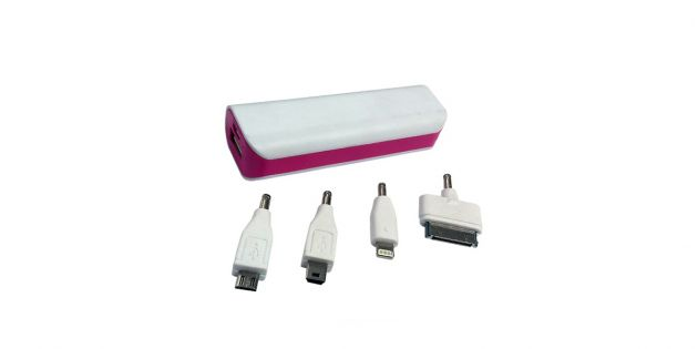 Power Bank Ledstar 2600 MaH