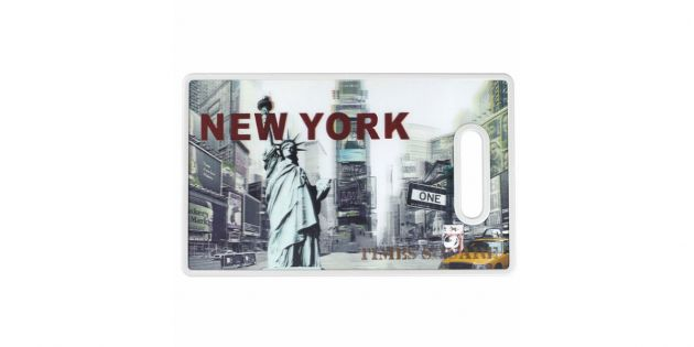 Tabla de cocinar cuisinart 3D New York