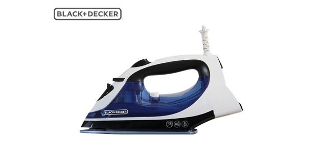 Plancha a Vapor Black&Decker IR18681-CL