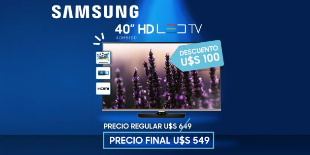 Tv Samsung 40 Full HD  40H5100