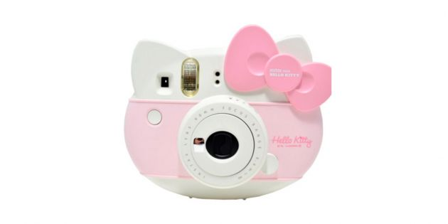 Camara digital Instax Mini 8 Hello Kitty