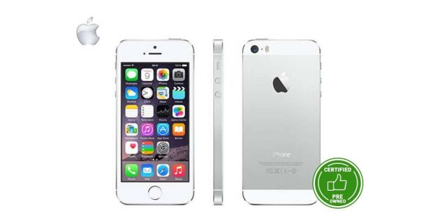 iPhone 5S 16 GB PreOwned