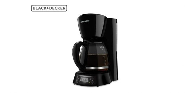 Cafetera Digital Black&Decker