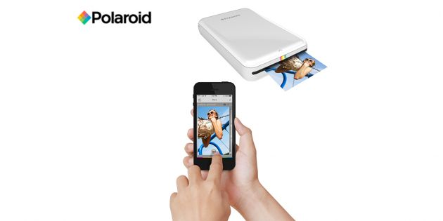 Impresora Polaroid Zip Photoprinter