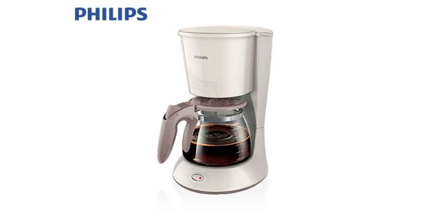 Cafetera de Filtro Philips HD7447/00