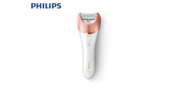 Depiladora Satinelle Advanced Prestige Philips