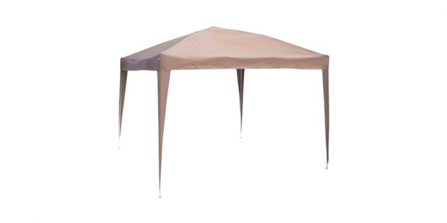 Gazebo plegable 3 x 3 metros