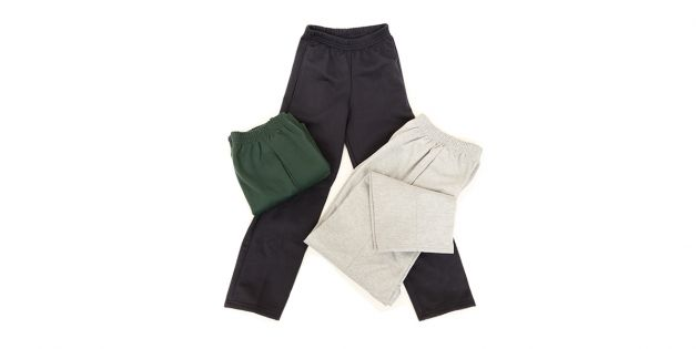 Pantalon felpa niño