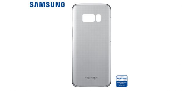 Clear cover S8 Plus