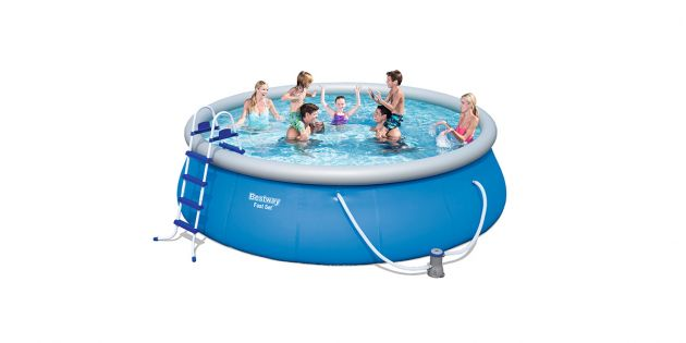 Piscina inflable 13807 L