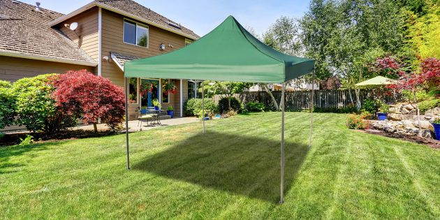 Gazebo plegable 3m x 3 m