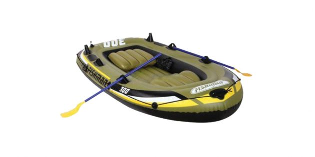 Bote inflable Fishman 350