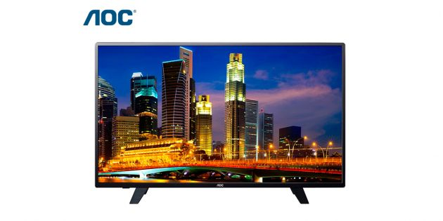 TV LED 43 AOC FHD LE43F1361