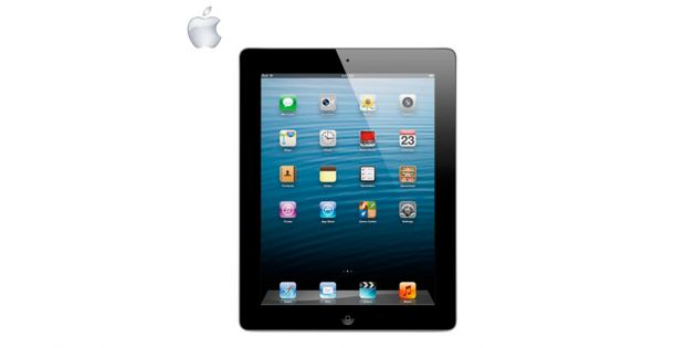 Apple iPad 4 32GB 4G negra CPO