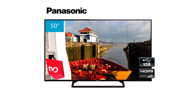 Televisor LED 50'' Full HD Panasonic TC-50A400