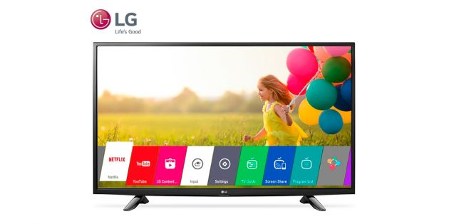 SMART TV LG 43 LED FULL HD 43LH5700