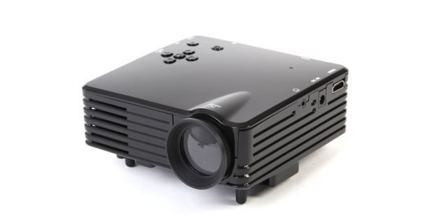 Mini proyector LED portable