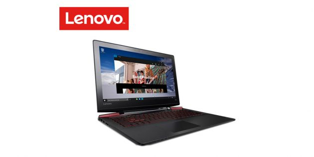 Notebook gamer Lenovo Y700