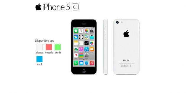 iPhone 5c 16 gb Pre Owned