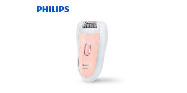 Depiladora Philips Satinsoft Hp6519