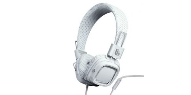 Auricular Urban Beatz modelo Verse color blanco
