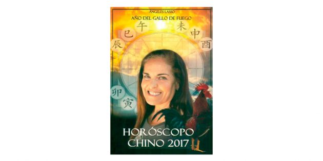 Horóscopo chino 2017 Angeles lasso