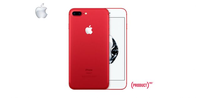 iPhone 7 Rojo 128 GB Edición Limitada