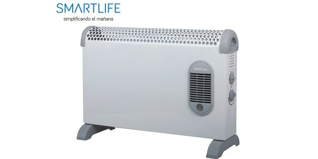 Convector Turbo 1800 W SmartLife