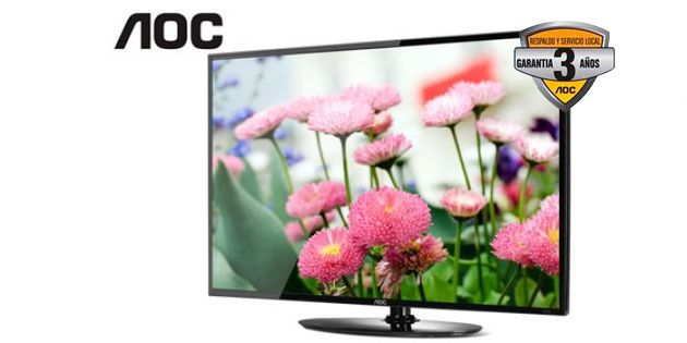 TV Led 48'' AOC Full HD LE48H454F